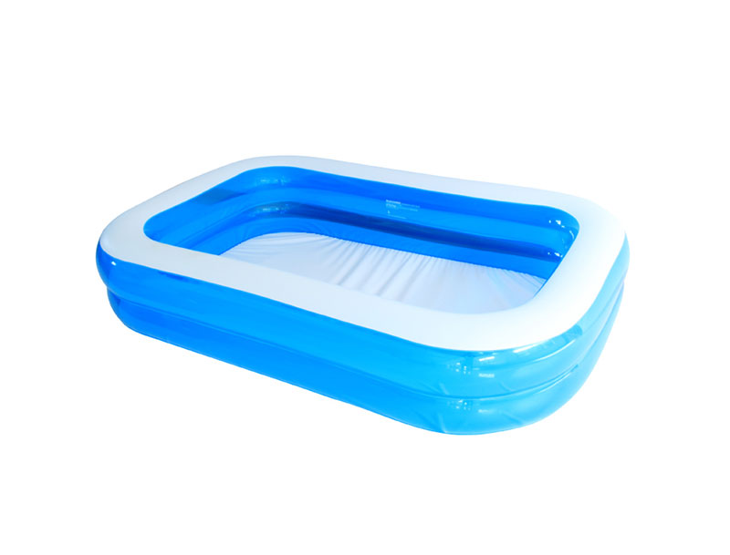 262cm Inflatable Blue Pool