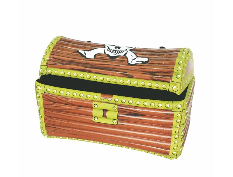 Inflatable Treasure Cooler Box