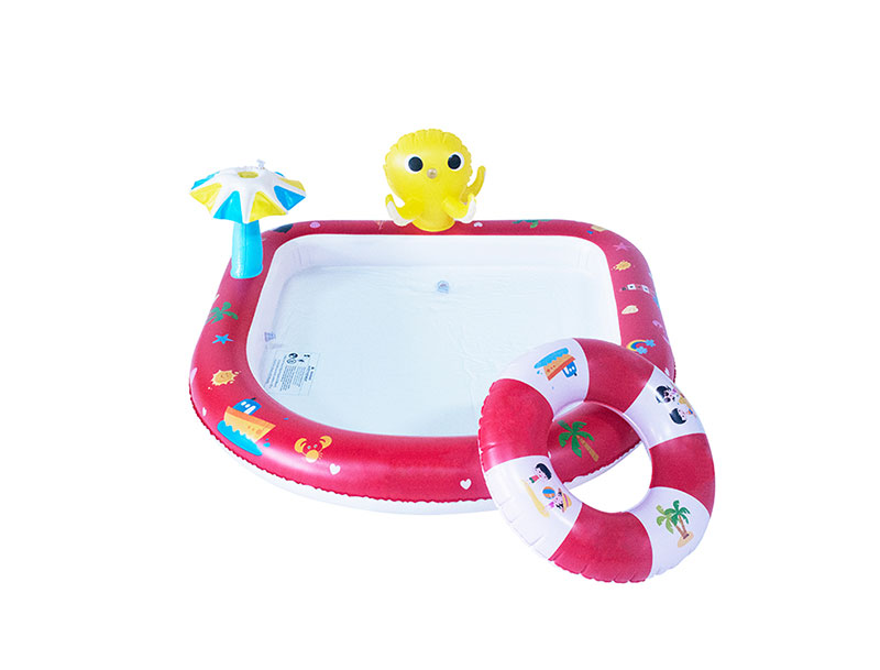 Octopus Pool Set with Sprayer